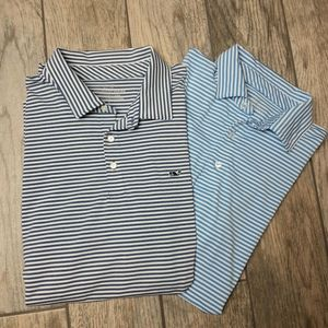 Vineyard Vines | 2 Performance Polos
